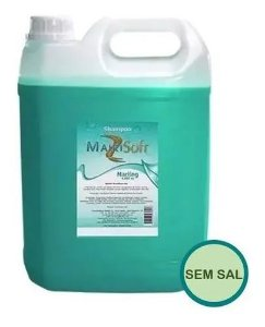 Oferta Shampoo M.Soft Uso Profissional 4,800lts - Marling (sem Sal)