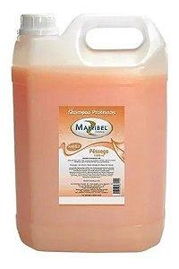 Oferta Shampoo Mairibel Uso Profissional 4,800lts - Pêssego Sem Sal