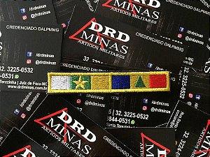 MEDALHAS / BARRETAS BORDADAS