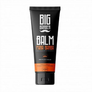 Balm Para barba Big Barber 120ml profissional