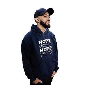 Moletom Hope Azul
