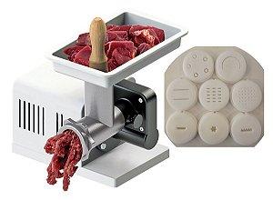 Moedor de Carne Extrusor de Massas N8