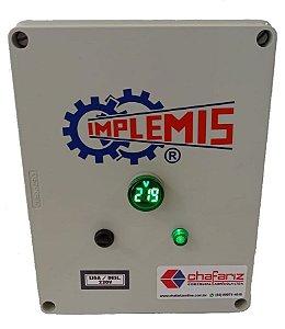 Medidor Eletronico 4  unidades com Fonte