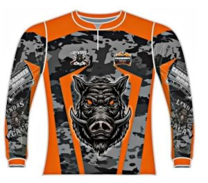 Camiseta Edição Especial Caçadores Brs & Lendas Da Caça - 01