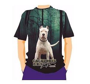 Camiseta Manga Curta BRS - 07