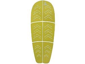 Deck SUP Amarelo Soul Fins