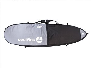 Capa Shortboard Travel Soul Fins