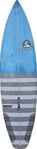 "Prancha Soul Fins Veloster Squash 5'10"" Azul"