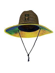 Chapéu de Palha Importado Surf