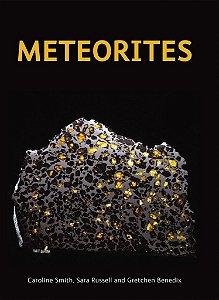 Livro Meteorites - Caroline Smith, Sara Russell, Gretchen Benedix