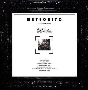 Meteorito Emoldurado