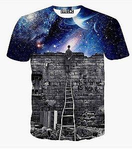 Camisa O Universo Observável