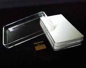 Caixa para Exposição de Meteoritos e Amostras de Minerais