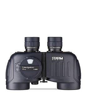 Binóculo Steiner Navigator Pro 7 x 50 mm com Bússola