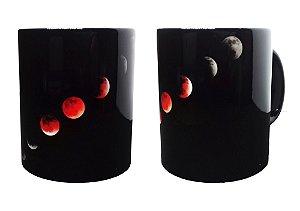 Caneca Mágica Fases da Lua