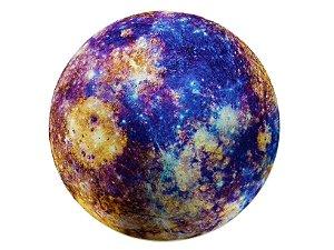 Tapete Mercúrio II - Veludo Metálico