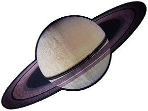 Tapete Saturno - Veludo Metálico