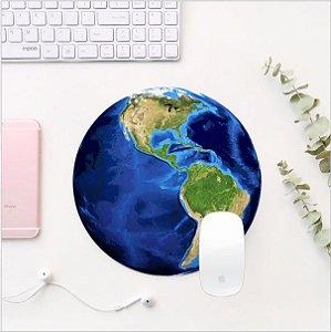 Mouse Pad - Planeta Terra