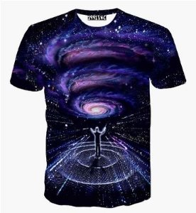 Camisa Unisex Cosmos