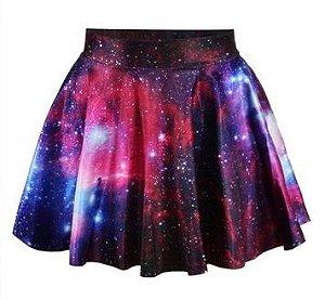 Saia Nebulosa Vermelha