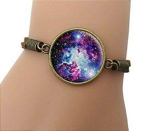 Pulseira Cosmic Nebulosa