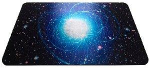 Tapete Veludo Metálico - Estrela de Nêutrons