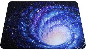Tapete Veludo Metálico - Galáxia Espiral