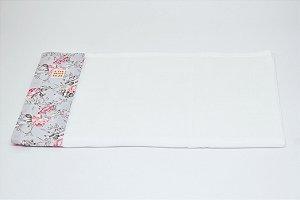 Babão - Cinza floral