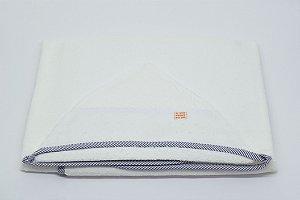 Toalha Capuz - Marinho listra