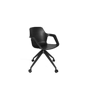 Cadeira Giratória Decorativa Neo