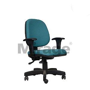 Cadeira Escritório Giratória Job Diretor Preta