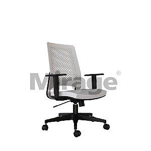 Cadeira Escritório Giratória Easy Diretor Preta