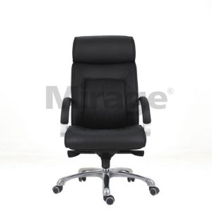 Cadeira Escritório Giratória Mônaco Presidente Alumínio