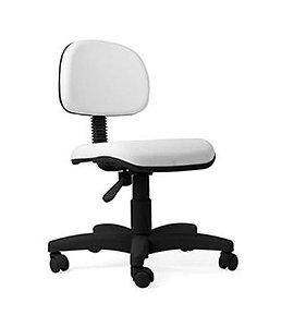 Cadeira Escritório Giratória Tech Pro Secretária Preta