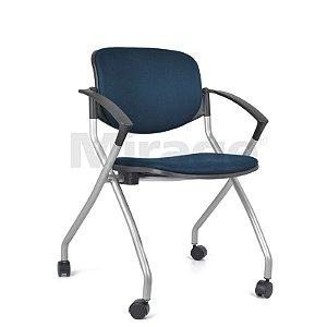 Cadeira Escritório Giratória Clip