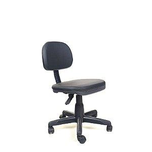Cadeira Team Secretária Giratória sem Braços