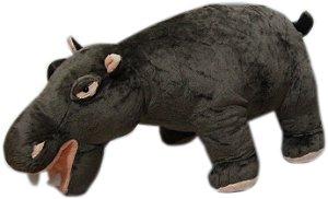 Pelúcia Gigante - HIPOPÓTAMO DE PELÚCIA