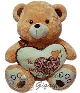 Urso Com Coração Te Amo