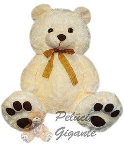 Urso Ted Com Laço