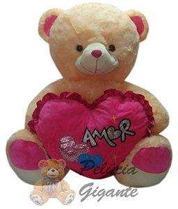 Urso Apaixonado com um Lindo Coração nº2