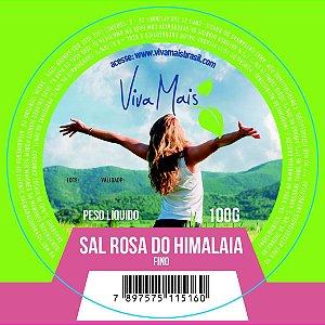 SAL DO HIMALAIA FINO | 100 GRAMAS