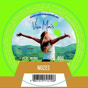 NOZES MARIPOSA | 80 GRAMAS