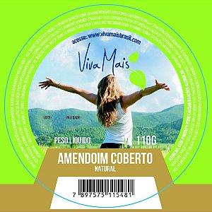AMENDOIM COBERTO NATURAL | 110 GRAMAS