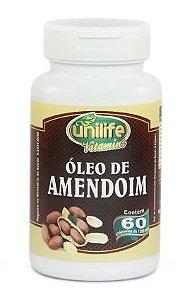 Óleo de Amendoim 1200mg - 60 cápsulas