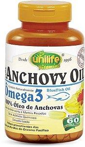 Ômega 3 de Anchova - 60 cápsulas