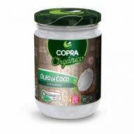 Oléo de Coco Copra | Extra Virgem Orgâncio | 500 ml