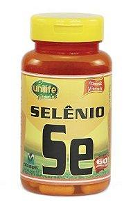 Selênio Quelato - 60 cápsulas