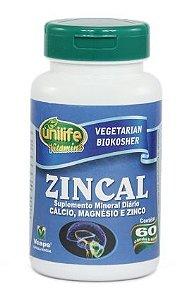 Zincal - 60 cápsulas