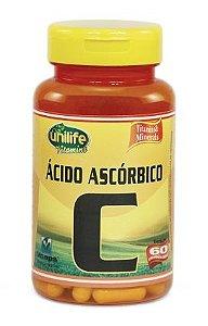 Vitamina C - 60 cápsulas
