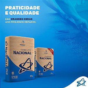Cimento Nacional em Até 12 x no Cartão (entrega partir de 30 sacos) Moreno